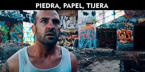 cortometraje terror piedra papel tijera